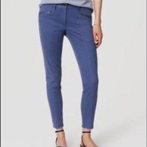 Loft Skinny Front Seam Pants